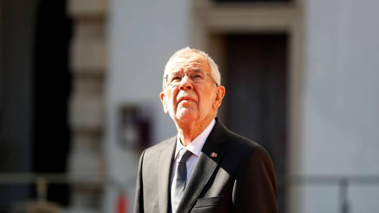 Ευρωπαϊκή συνεργασία στο προσφυγικό-μεταναστευτικό ζήτημα ζητά ο Αυστριακός πρόεδρος