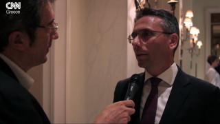 Χ. Χαρπαντίδης: Η Παπαστράτος παράγει καινοτομία