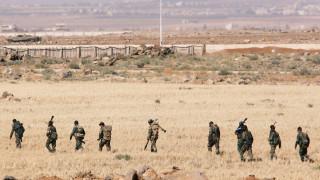 Η συριακή αντιαεροπορική άμυνα απέκρουσε επίθεση στο στρατιωτικό αεροδρόμιο