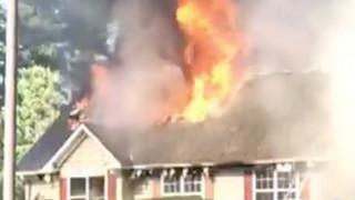 ΗΠΑ: Ελικόπτερο κατέπεσε σε κτίριο στη Βιρτζίνια, ένας νεκρός