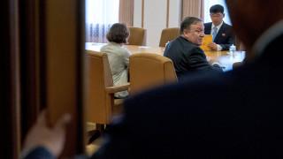 Εμπλοκή στις επαφές για αποποπυρηνικοποίηση:«Γκανγκστερική η νοοτροπία των ΗΠΑ», λέει η Πιονγκγιανγκ