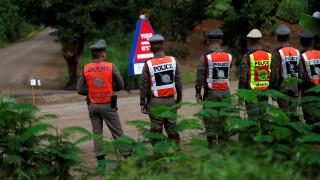 Ταϊλάνδη: Ξεκίνησε το β΄στάδιο της επιχείρησης διάσωσης των εγκλωβισμένων