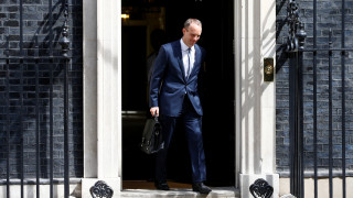 Ο Ντομινίκ Ράαμπ νέος υπουργός για το Brexit
