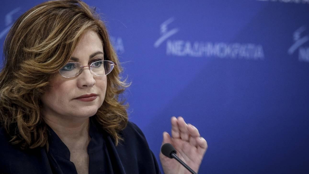 Μ.Σπυράκη: Η ψήφος των Ελλήνων του εξωτερικού είναι αυτονόητο δικαίωμα