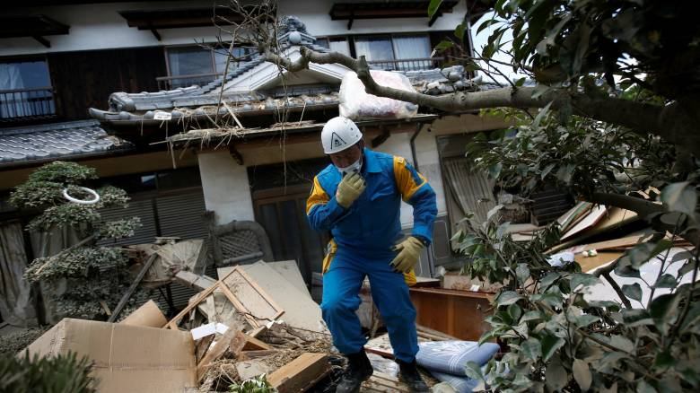Ιαπωνία: Αυξήθηκε ο αριθμός των νεκρών από τα ακραία καιρικά φαινόμενα