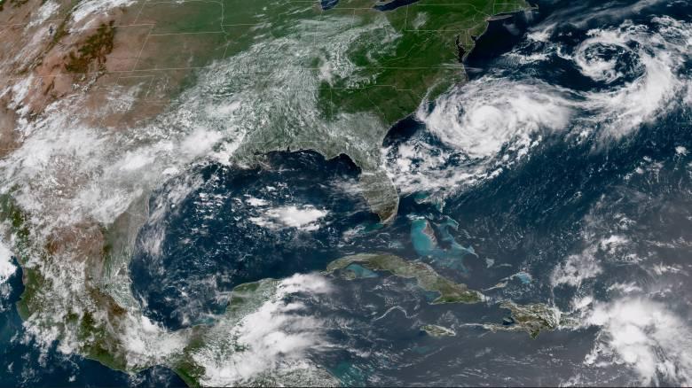 ΗΠΑ: Η τροπική καταιγίδα Κρις ενισχύεται σε κυκλώνα και προκαλεί ανησυχία