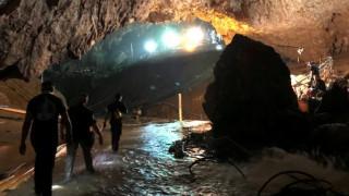 Ταϊλάνδη σπήλαιο: Ξεκίνησε η επιχείρηση για τη διάσωση των 5 τελευταίων