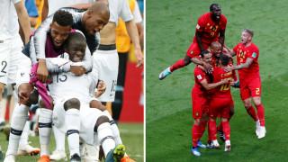 Παγκόσμιο Κύπελλο Ποδοσφαίρου 2018: Γαλλία και Βέλγιο για μια θέση στον τελικό