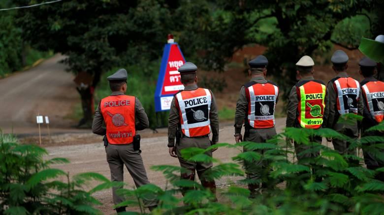 Ταϊλάνδη σπήλαιο: Χολιγουντιανοί παραγωγοί στο σημείο της διάσωσης - Ετοιμάζουν ταινία