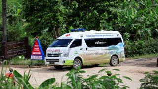 Ταϊλάνδη σπήλαιο: Με ταχύτατους ρυθμούς συνεχίζεται η διάσωση των εγκλωβισμένων
