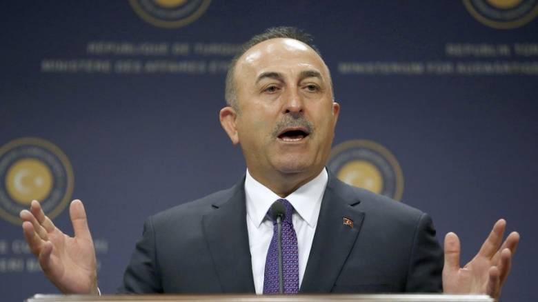 Τσαβούσογλου: Σκοπεύουμε σε πρόοδο στις ενταξιακές διαπραγματεύσεις με την Ε.Ε.