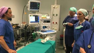 Σε λειτουργία η τρίτη χειρουργική αίθουσα του Κέντρου Ημερήσιας Νοσηλείας «Νίκος Κούρκουλος»