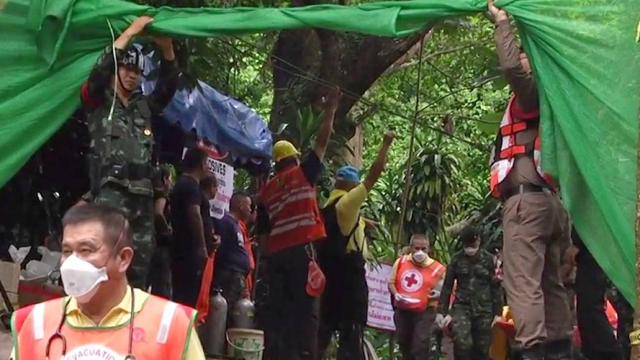 Ταϊλάνδη σπήλαιο: Ολοκληρώθηκε το «θαύμα» της διάσωσης-Σώοι οι 13 εγκλωβισμένοι