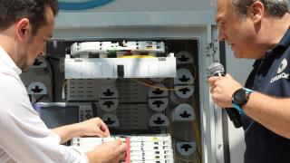 Cosmote: ενεργοποίησε την πρώτη σύνδεση οπτικής ίνας μέχρι το σπίτι