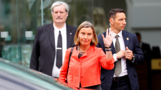 Σύνοδος Κορυφής Δυτικών Βαλκανίων: Σήμερα τιμούμε τη συμφωνία των Πρεσπών, τόνισε η Μογκερίνι