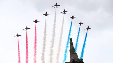 Ένας αιώνας ζωής για τη RAF