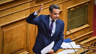Ο Κυριάκος Μητσοτάκης θα ξεκαθαρίσει τη στάση της ΝΔ στην κατάτμηση των περιφερειών