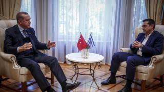 «Κλείδωσε» η συνάντηση Τσίπρα-Ερντογάν στο περιθώριο της Συνόδου του ΝΑΤΟ