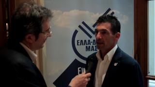 Μιχάλης Τσαούτος: Ο ΕΛΛΑ-ΔΙΚΑ ΜΑΣ στηρίζει τις ελληνικές επιχειρήσεις