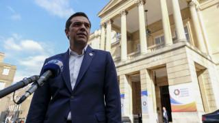 Τσίπρας: Η Ελλάδα επιστρέφει  και ανακτά ηγετικό ρόλο στα Βαλκάνια