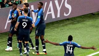 Παγκόσμιο Κύπελλο Ποδοσφαίρου 2018: Στον τελικό η Γαλλία, 1-0 το Βέλγιο