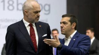 Διπλωματικές πηγές: Αισιοδοξία Τσίπρα-Ράμα για θετική κατάληξη των συνομιλιών