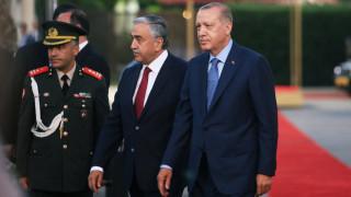 Επίσκεψη Ερντογάν στα Κατεχόμενα