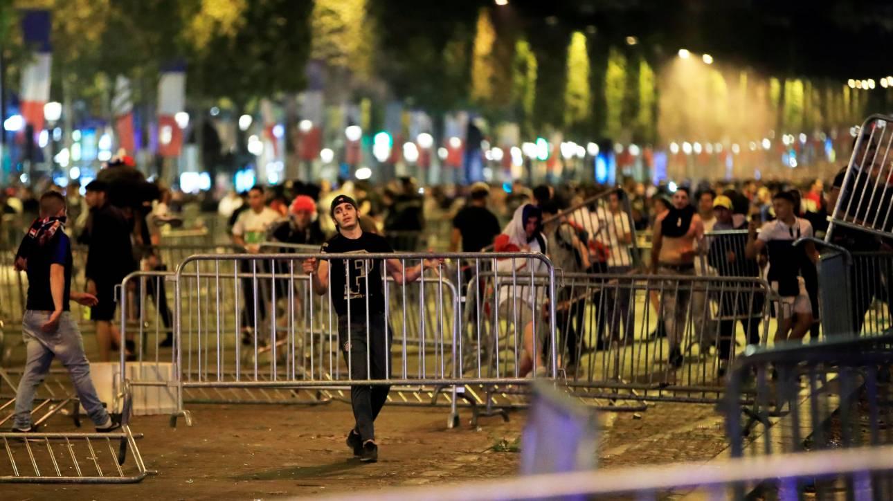 Γαλλία: Ο ενθουσιασμός της πρόκρισης προκάλεσε ποδοπάτημα - Δεκάδες τραυματίες