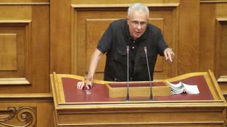 Νέος Αντιπρόεδρος της Βουλής ο Κ. Ζουράρις