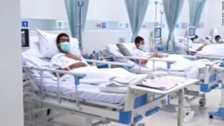 Σπήλαιο Ταϊλάνδη: Οι πρώτες εικόνες των 12 παιδιών από το νοσοκομείο
