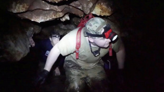 Σπήλαιο Ταϊλάνδη: Συγκλονιστικό βίντεο από την επιχείρηση διάσωσης