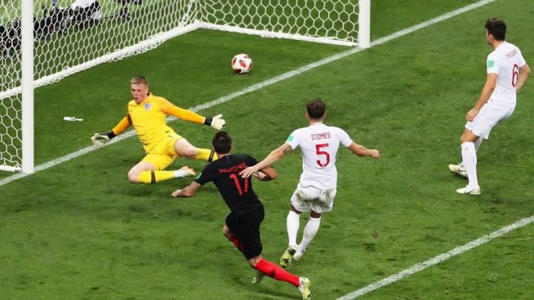Παγκόσμιο Κύπελλο Ποδοσφαίρου 2018: Στον τελικό η Κροατία, 2-1 την Αγγλία