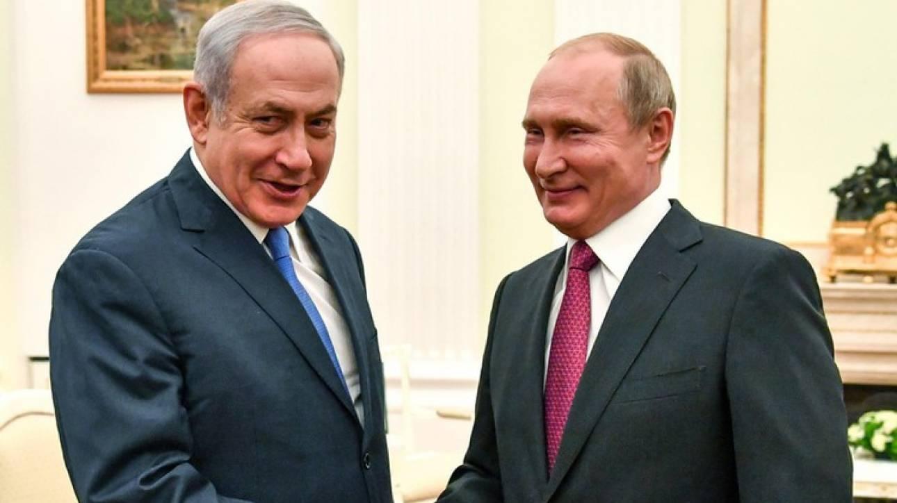 Ισραήλ σε Ρωσία: Ο Άσαντ είναι ασφαλής από εμάς - Απομακρύνετε το Ιράν από τη Συρία