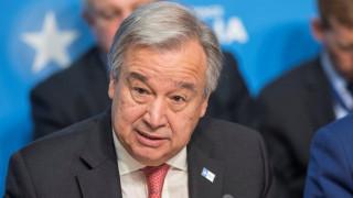 Την έντονη ανησυχία του για τα πολύνεκρα επεισόδια στη Νικαράγουα εκφράζει ο ΓΓ του ΟΗΕ