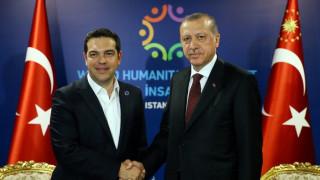 Κρίσιμη συνάντηση Τσίπρα - Ερντογάν στις Βρυξέλλες