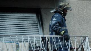 Φωτιά σε διαμέρισμα στην Ξηροκρήνη Θεσσαλονίκης