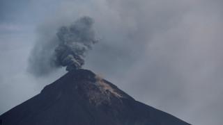 Έντονη ανησυχία στη Γουατεμάλα: Νέες εκρήξεις του Φουέγο