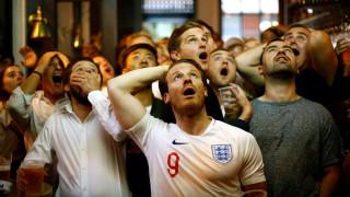 Παγκόσμιο Κύπελλο 2018: Το σοκ των Βρετανών φιλάθλων μετά τη συντριβή του «εθνικού ονείρου»