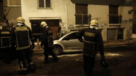 Κινδύνευσαν παιδιά από εμπρησμό σε Ι.Χ. στον Κολωνό