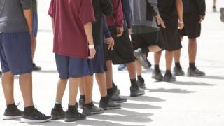 Διοίκηση Τραμπ: Όλα τα παιδιά παράτυπων μεταναστών κάτω των 5 ετών επιστρέφουν στις οικογένειές τους