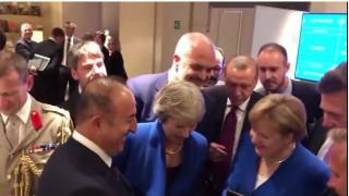 Κροατία-Αγγλία από το κινητό του Τσαβούσογλου: Το ματς «καθήλωσε» τους ηγέτες του ΝΑΤΟ!