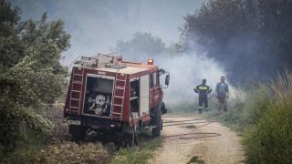 Μεγάλη πυρκαγιά στην Σητεία
