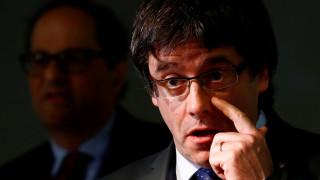 Ο Πουτζντεμόν μπορεί να εκδοθεί στην Ισπανία όχι όμως για εξέγερση