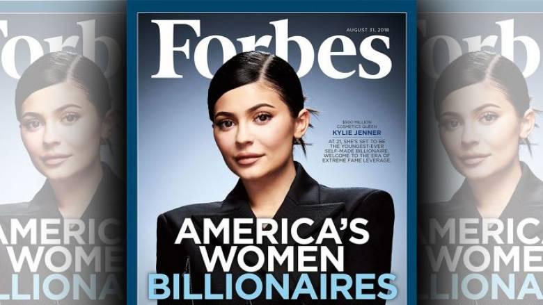 Και όμως η Κάιλι Τζένερ δεν είναι τόσο αυτοδημιούργητη όσο ισχυρίζεται το Forbes