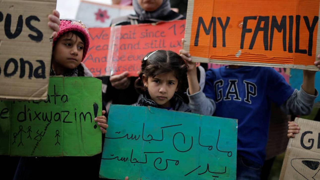 ΗΠΑ: Μόνο 57 από τα 103 παιδιά κάτω των 5 ετών επανενώθηκαν με τις οικογένειές τους