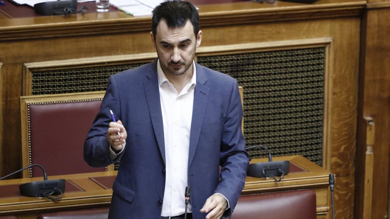 Χαρίτσης: 4 δισ. ευρώ κατευθύνθηκαν στην Τοπική Αυτοδιοίκηση