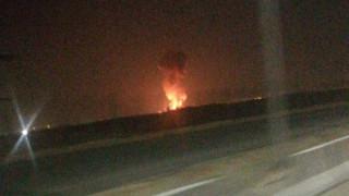Αίγυπτος: Ισχυρή έκρηξη κοντά στο αεροδρόμιο του Καΐρου