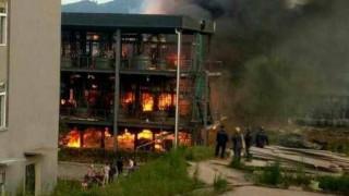 Κίνα: 19 νεκροί και 12 τραυματίες από έκρηξη σε εργοστάσιο χημικών