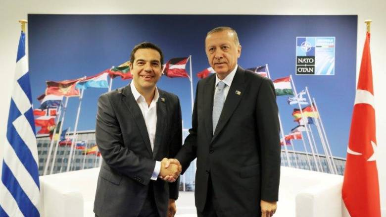 Πώς σχολιάζει ο τουρκικός Τύπος τη συνάντηση Τσίπρα - Ερντογάν