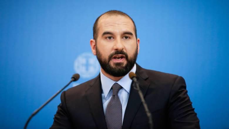 Τζανακόπουλος: Δεν μπορούν να συμψηφιστούν οι υποθέσεις των δύο Ελλήνων και των «8»